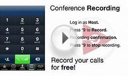 Recording Your Conference With StartMeeting-The Best