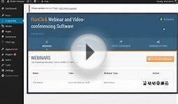 RunClick Video Webinar and Training Software Demo