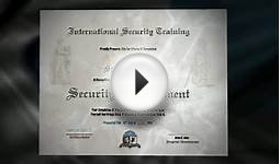 Security Management Course Online Training - 1m