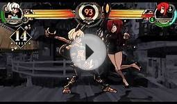 Skullgirls Video Game, Ms. Fortune Character Trailer HD
