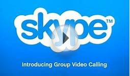 SKYPE GROUP VIDEO CALLS ARE FREE