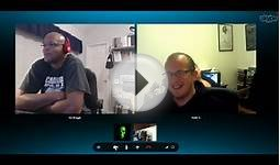 skype video conferencing free and blows google hangout away