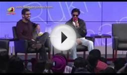 SRK - Sundar Pichai Meeting At Google Headquarters