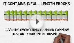 Start a Successful Online Business- Our Online Business