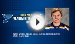 Tarasenko conference call Video