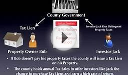 Tax Lien Investing Crash-Course Training - How do Tax