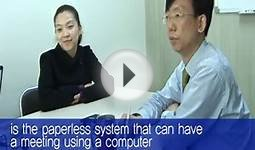 TG VideoConference for Remote Video Meeting System