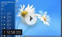 Top 10 Windows 8 Tricks - PC Classes Online