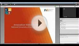 Using Adobe connect for IVI online training