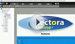 Using the Button Wizard in Lectora Online e-Learning Software