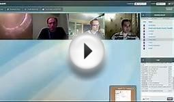 Video conference call 26.3.13 - business