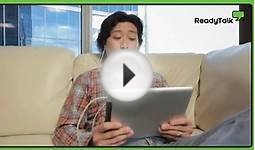 Video Conferencing from ReadyTalk Web Conferencing