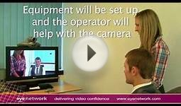 Video Conferencing-How to have a video conference interview.