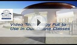 Video Technology Put to Use In Our Online Classes